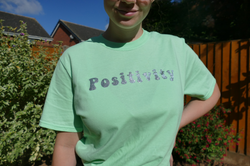 Positivity Mind T Shirt 2