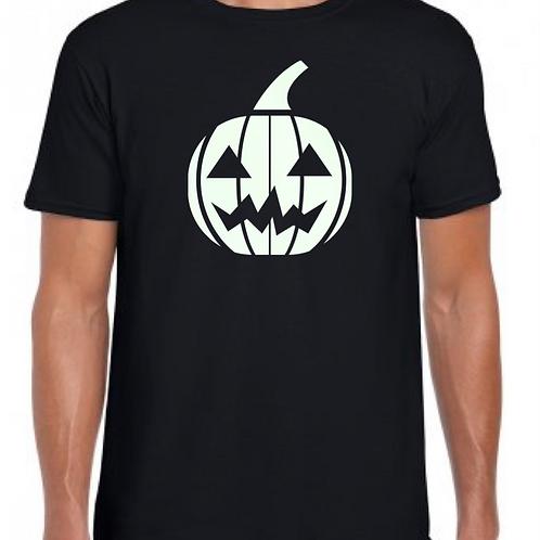 Glow in the Dark Pumpkin T-Shirt