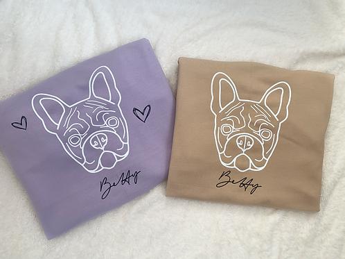 Custom Dog Sweatshirt