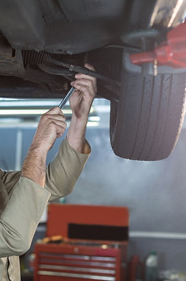Repair and maintainance of brake system