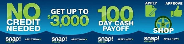 Snap! Finance - Auto Repair Financing