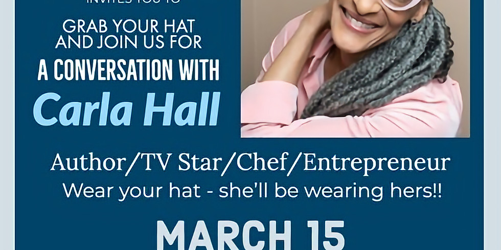 A Conversation with Carla Hall