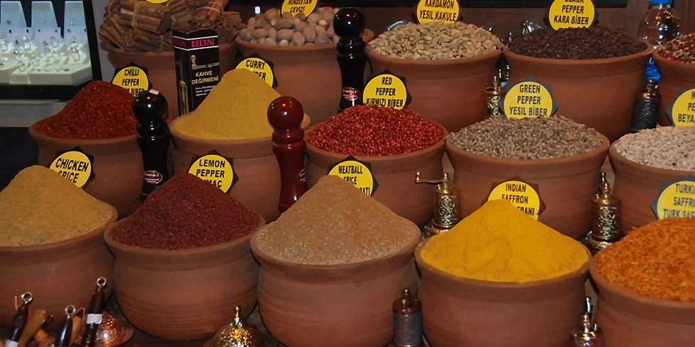 Exotic Spices, Food Heritage and Everyday Cooking