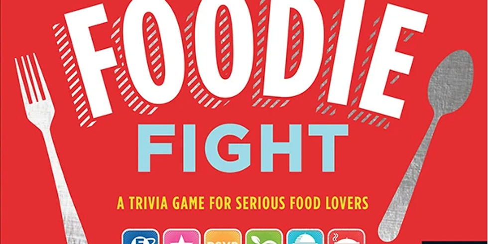 Foodie Fight: A Food Trivia Night with the Greater Des Moines Dames