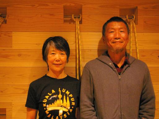 【移住者インタビュー】水谷さん夫妻 (笠置町毛呂窪)