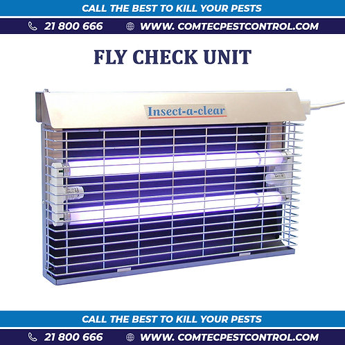 Fly Check Unit - Insect-a-clear
