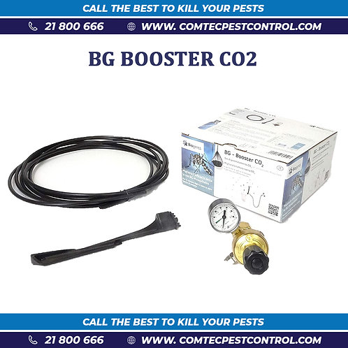 BG Booster CO2