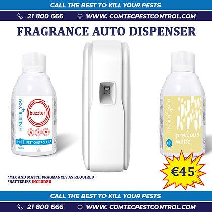 Auto Dispenser + 2 x 243mL Fragrances (COMBO OFFER)