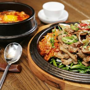ร้านอาหาร Insa-dong Doodaemunjip (인사동 두대문집)