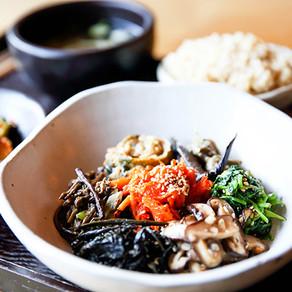 อาหารสบายท้องของเกาหลี ที่ร้านพาร์ค (Parc)