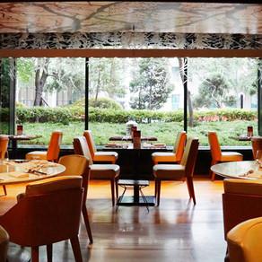 ร้านอาหารแบบครบวงจรที่มีทุกอย่าง! ลาเซน โรงแรมล็อตเต้ โซล
