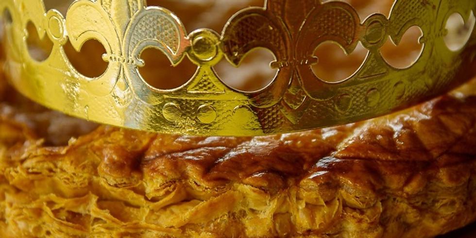 Galettes des Rois and Cider Tasting