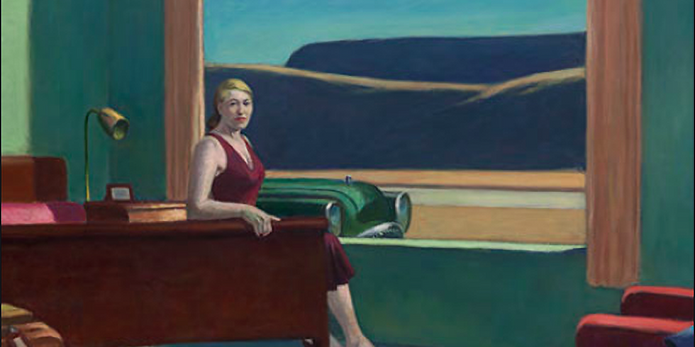 Edward Hopper and the American Hotel - Private Tour