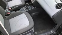 Nettoyage intérieur d'un véhicule