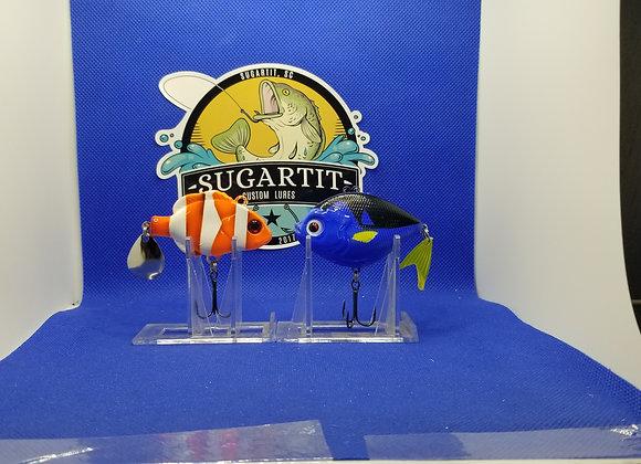 Nemo and Dory set