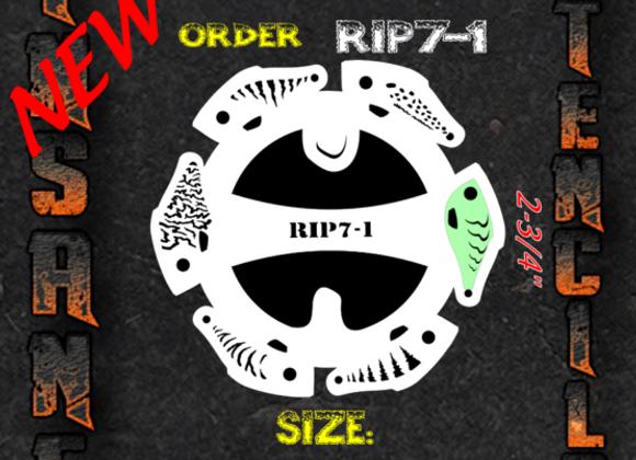 Rip Rap Wheel
