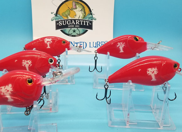 Big red lures