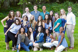 Class of 2019 Syracuse BFA Musical Theater