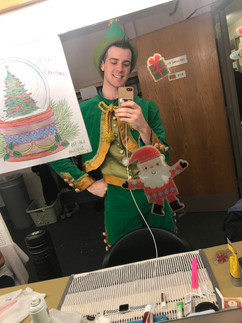 Elf at Syracuse Stage