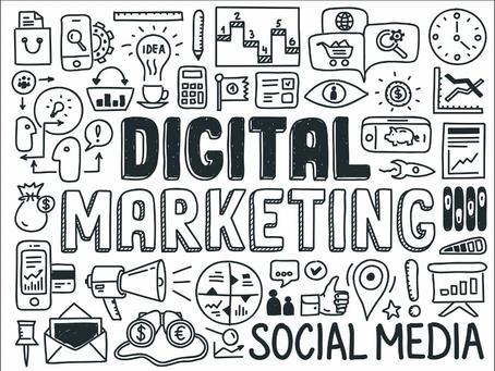 تعرف على انواع التسويق الالكتروني وكيف تصنع المزج بين التسويق ووسائل الإعلام الرقمية