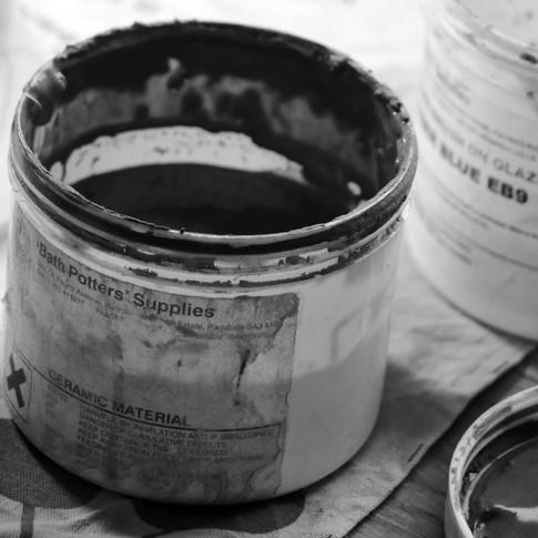 tools of the trade | glaze