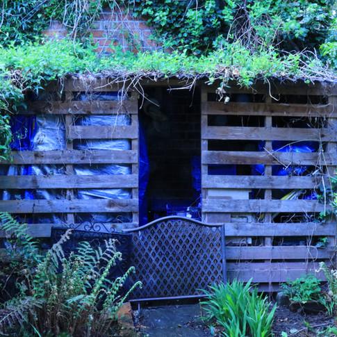 the kiln house
