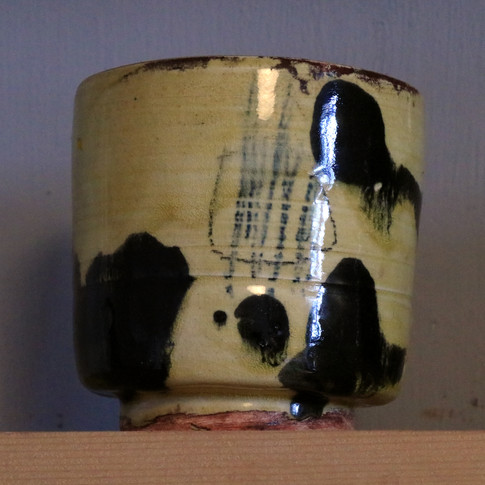 one of Hannah's pots