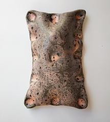 Wall Piece1 13 by 22 cm Stoneware 2020 £200