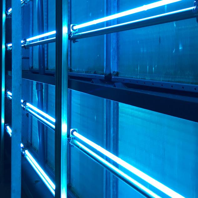 UV-C Lamp Mounting Accessories