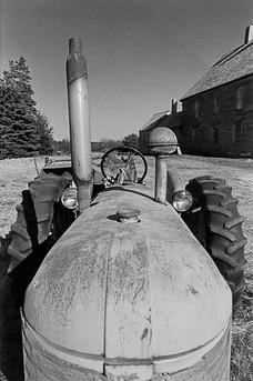 Olson House & Tractor