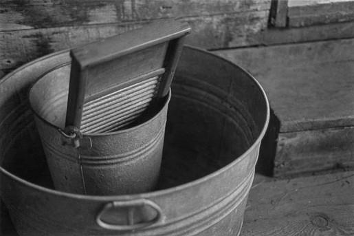 Washboard & Buckets
