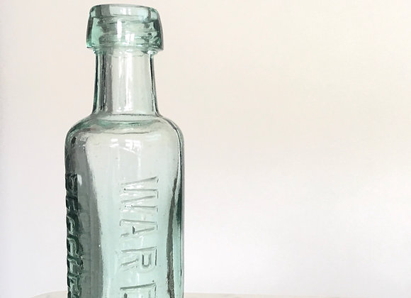 Ward of Beccles Glass Bottle