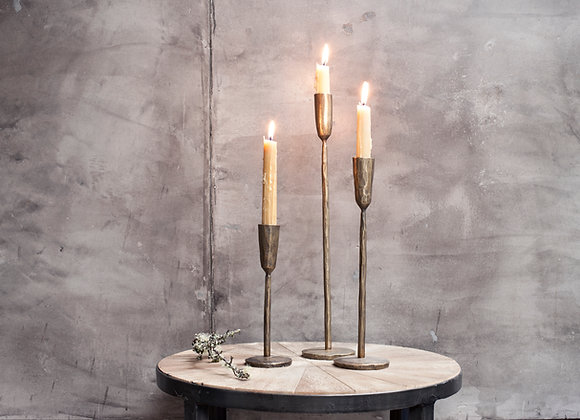 Brass Candle stick (only Medium size available)