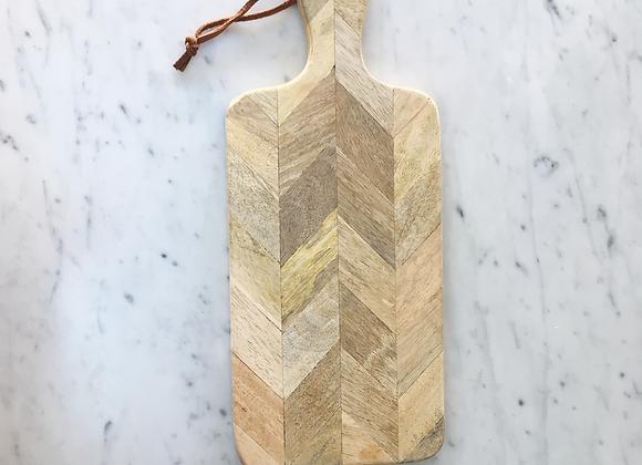 Mango Wood Chopping Board (Small)