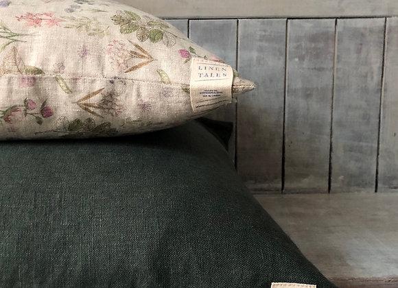 40cm x 40cm Botany Print Cushion Cover