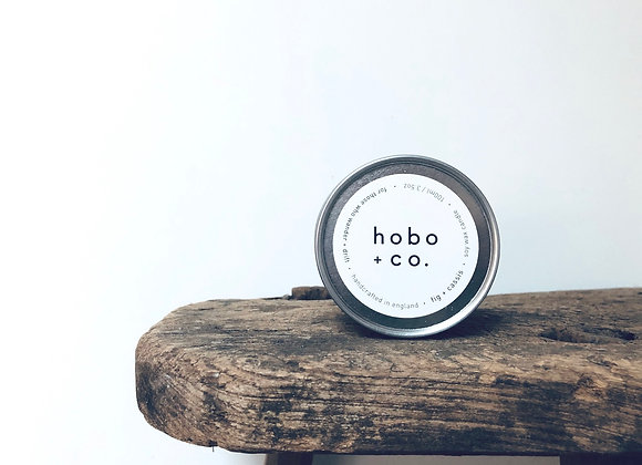 Hobo Fig + Cassis  Travel Tin