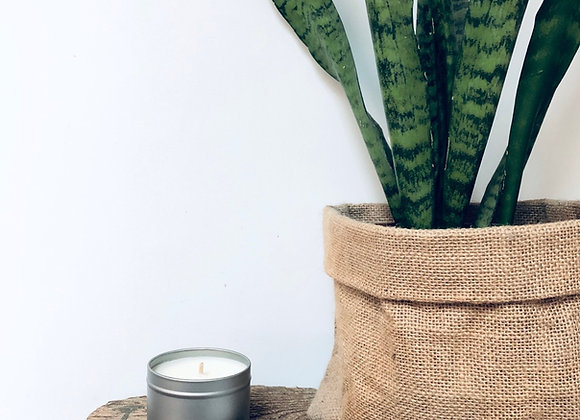 Hobo Lemongrass + Coconut Travel Tin