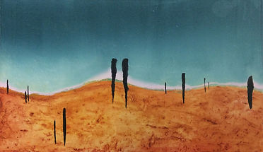 Nomads collagraph.jpg