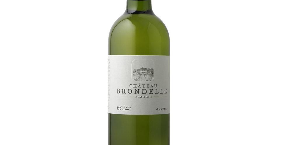 Château Brondelle Classic Blanc- 2019