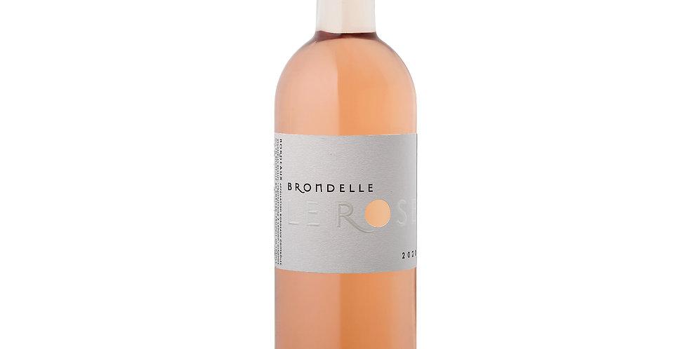 Le Rosé de Brondelle - 2020