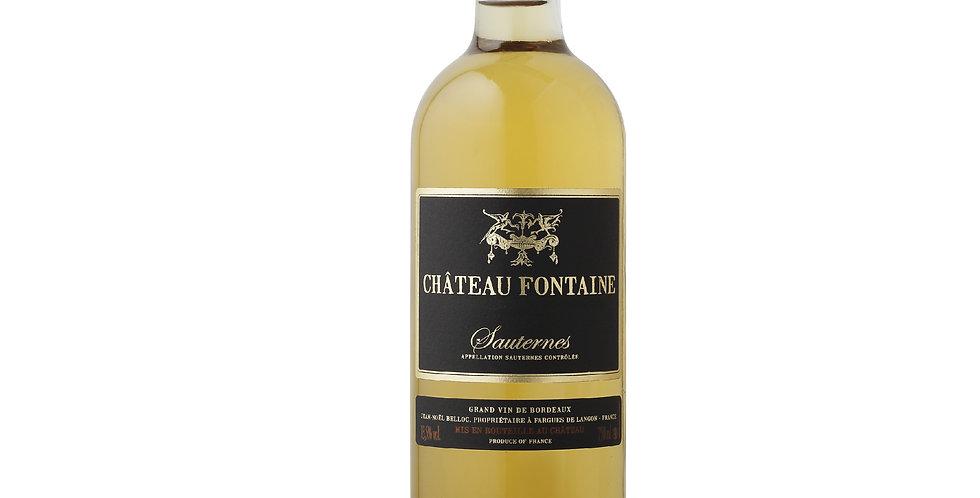Château Fontaine Sauternes - Vin d'Or - 2017