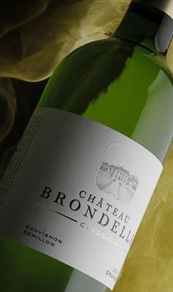 Brondelle Classic Blanc