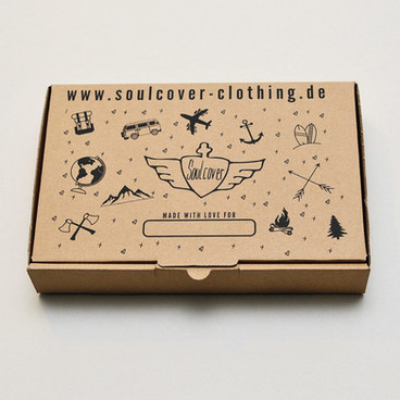 SOULCOVER VERPACKUNG