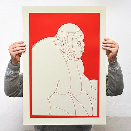 SUMO ART PRINT#3