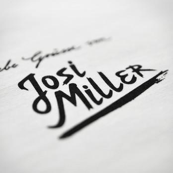 JOSI MILLER SHIRT PRINT