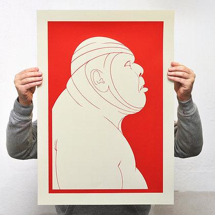 SUMO ART PRINT#1