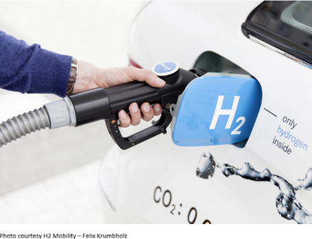 Hydrogen Fuel Cell Vehicles – The Future of Transportation?