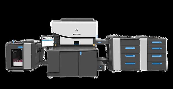 IMU Impresora Múltiple HP Indigo Impresión de alta calidad