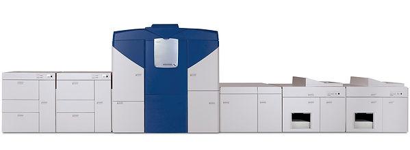 IMU Impresora Múltiple Xerox iGen Impresión d