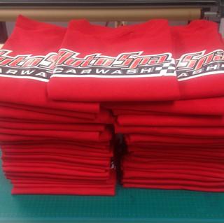 AutoSpa Carwash Shirts